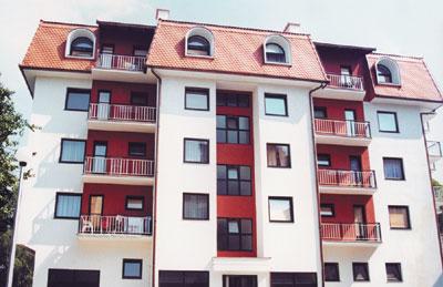 "Condominium building of company ""Elektrodoboj"" in Doboj"