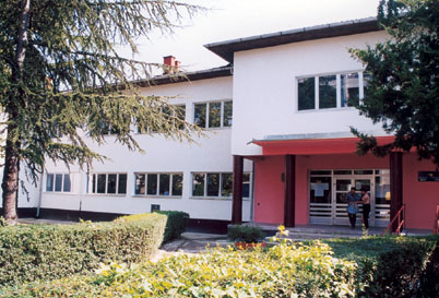 """Erste Grundschule """"Jelenka Vockic"""" in Brcko"""