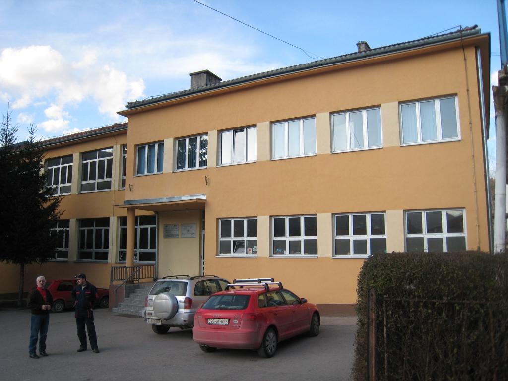 "Grundschule ""Veselin Maslesa"" Foca"
