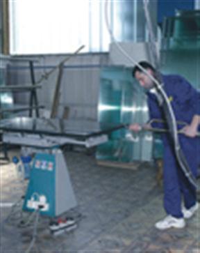 Заптивање термо стакла полиуретаном