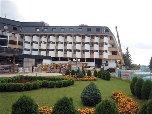 "Hotel ""Kardial"" in Teslic"