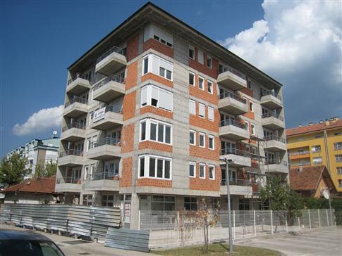 """Стамбена зграда """"Уни-инвест"""" у Бањалуци"""