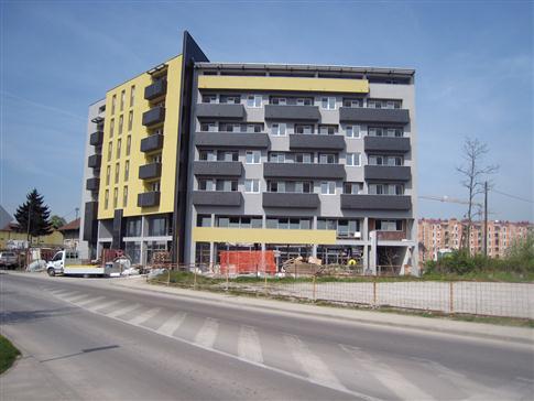 """Wohn- und Geschäftsgebäude """"Dijana"""" in Banjaluka"""