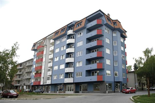 """Wohngebäude """"Gas-petrol"""" in Brcko"""