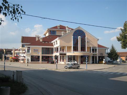 """Einkaufszentrum """"Milenijum"""" Derventa"""