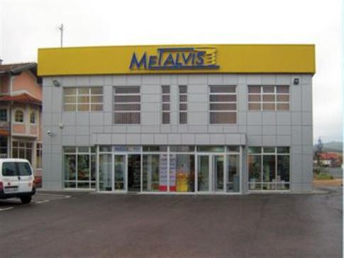 """Управна зграда """"Металвис"""" у Дервенти"""