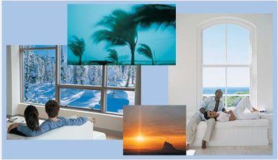ClimaGuard qualité rend la maison plus belle et plus à l'aise avec les économies d'énergie élevées