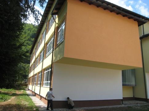 "Elementary school ""Muhsin Rizvic"" Fojnica"