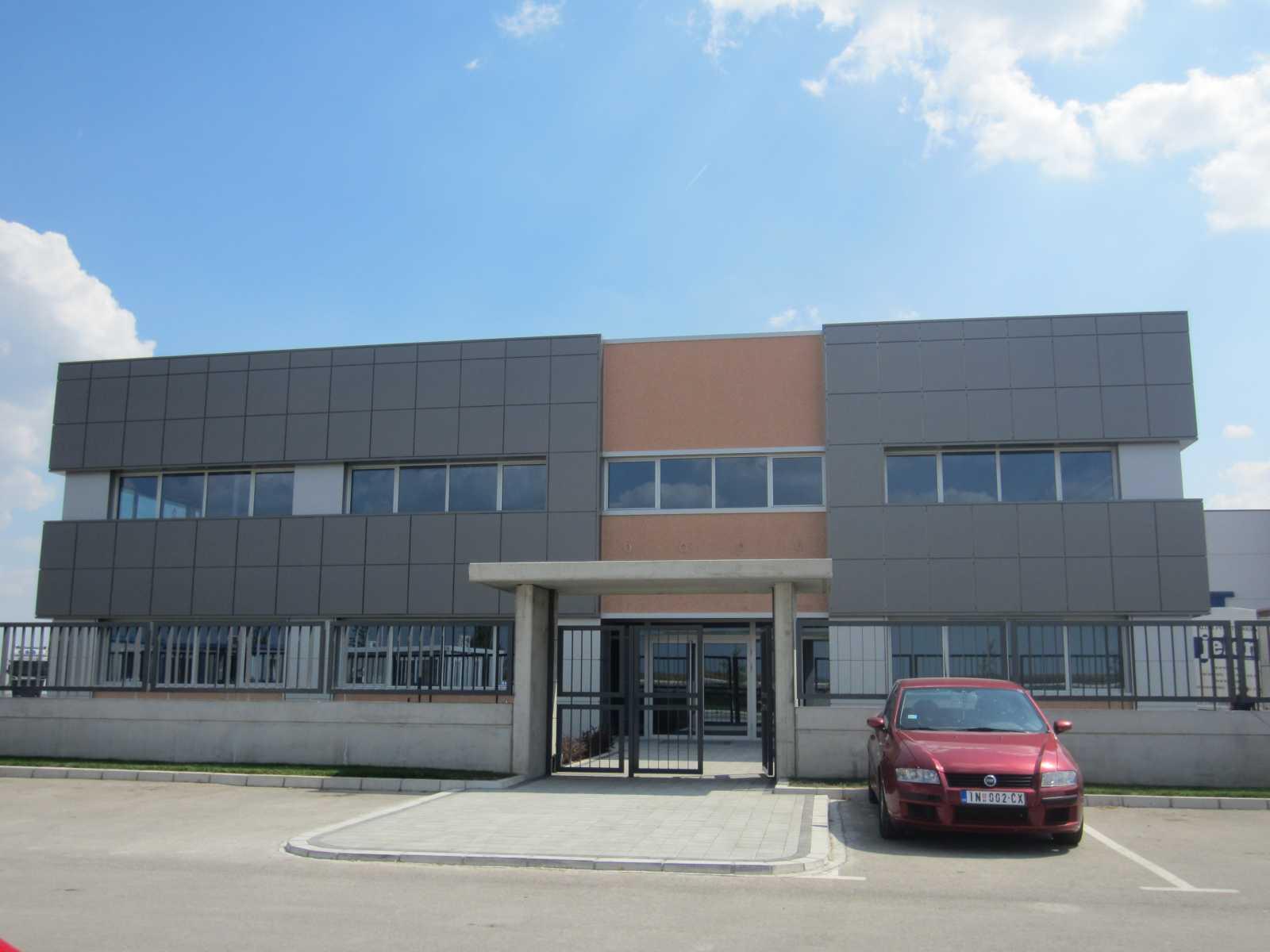"Administration Building ""Martini Gradnja"" Indjija"