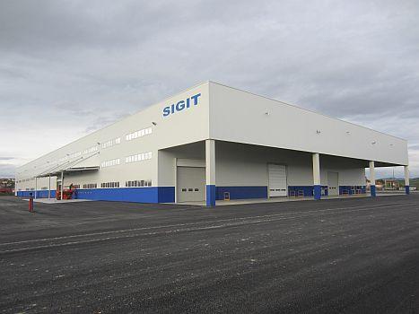 """""""Sigit"""" Werkswagen """"Fiat"""" Kragujevac"""