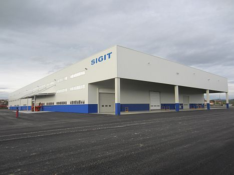 """Sigit"" Factory car ""Fiat"" Kragujevac"