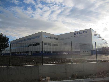"""Sigit"" Фабрика аутомобила ""Fiat"" Крагујевaц"