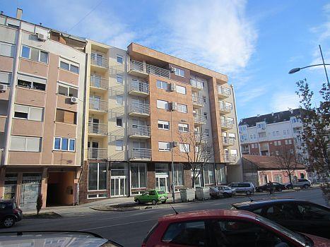 """City Holding"" Tsar Dusan, Novi Sad"