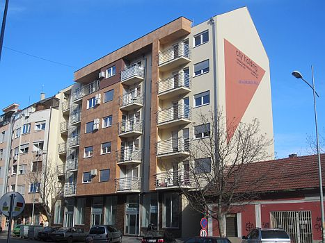 """City Holding"" Zar Dusan, Novi Sad"