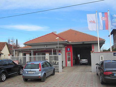 "Technical overview ""AUTO RAD"" Novi Sad"