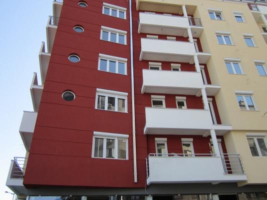 Стамбена зграда у Сарајевској улици, Београдo